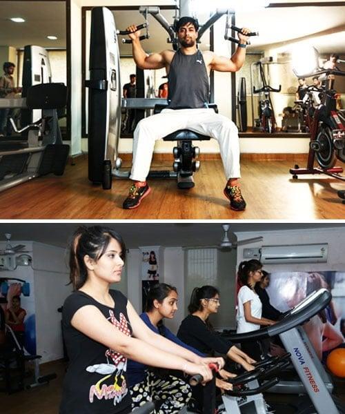 CGC-Gym
