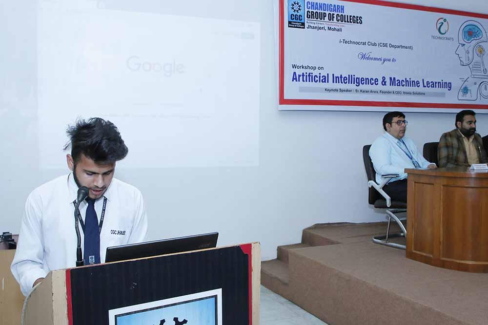 Workshop-on-Artificial-Intelligence-Machine-Learning-by-Er.-Karan-Arora