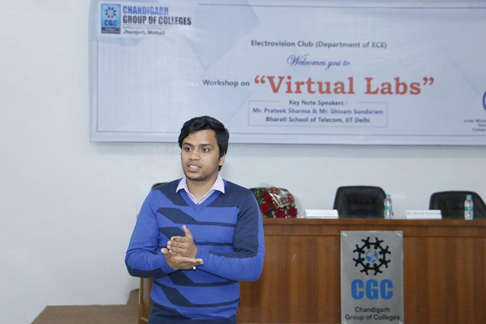 Workshop-on-Virtual-Lab-by-Parteek-Sharma