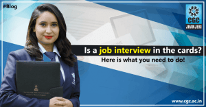 Job Interview Preparation Tips - CGC Jhanjeri