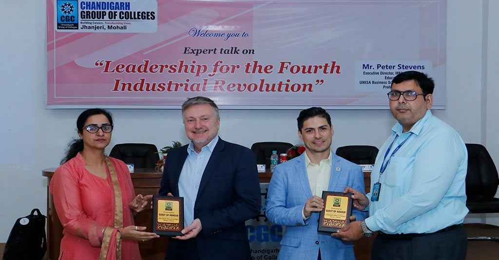 Leadership for the Fourth Industrial Revolution