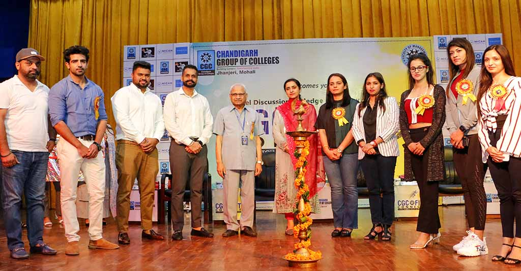 CGC FIT CONNECT club launched for taking steps towards Health & Fitness