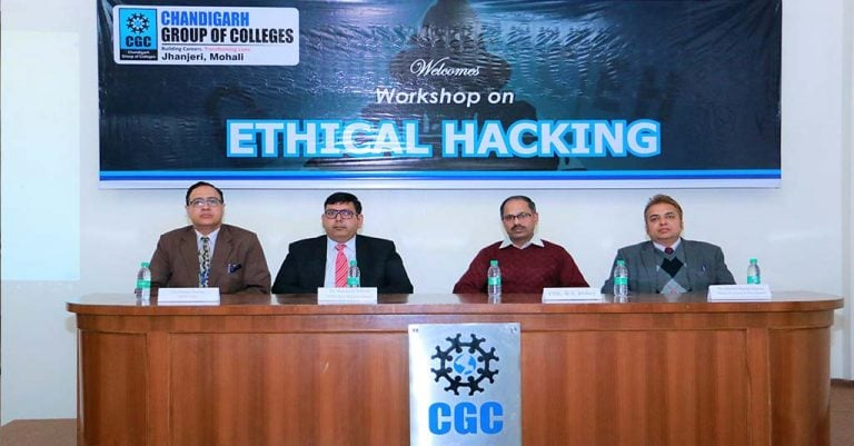 "Workshop on ""Ethical Hacking"""