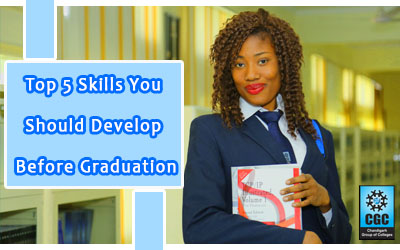 Top 5 Skills You Should Develop before Graduation