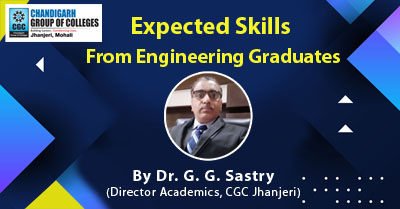 Expected Skills from Engineering Graduates