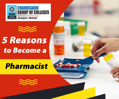 5 Reasons to Become a Pharmacist