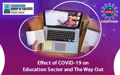 Effect of COVID-19 on Education Sector and The Way Out