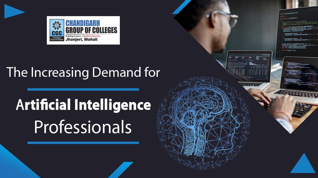 The Increasing Demand for Artificial Intelligence Professionals