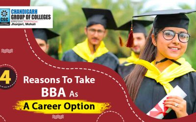 4 Reasons to Take BBA as A Career Option