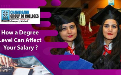 How a Degree Level can affect Your Salary?
