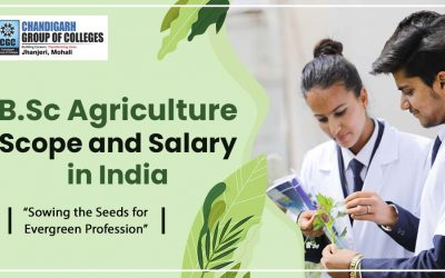 B.Sc Agriculture Scope and Salary in India