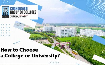 How to Choose a College or University?