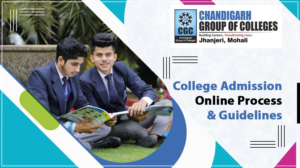 College Admission online, Process, Guidelines, Procedure, Criteria, Details