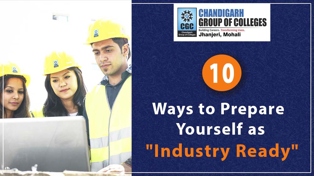 10 Ways to Prepare Yourself as Industry Ready