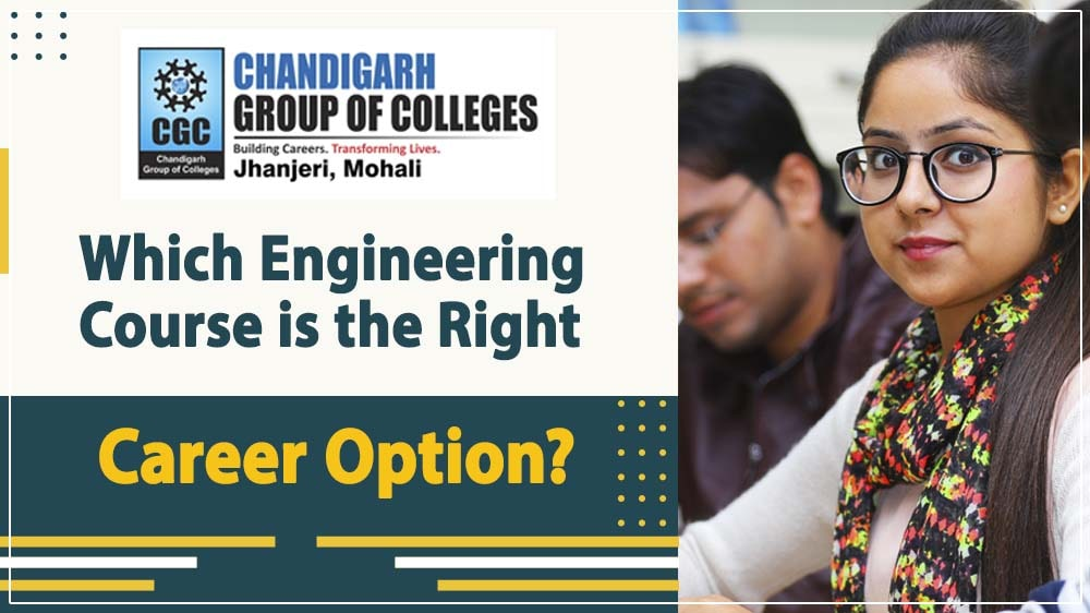 Which Engineering Course is the Right Career Option?