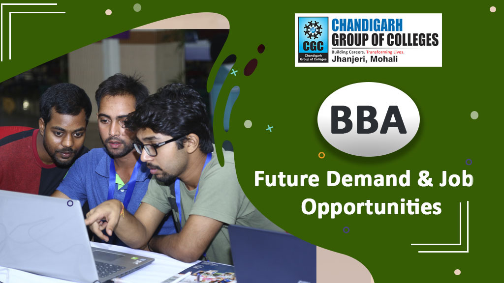 BBA Future Demand and Job Opportunities