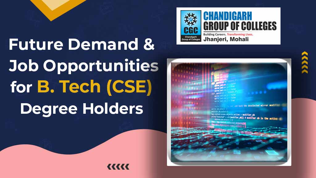 B.Tech (CSE) Demand