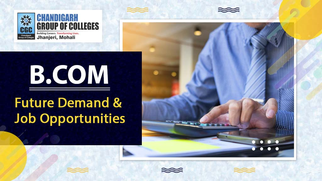 B.COM  Future Demand and Job Opportunities