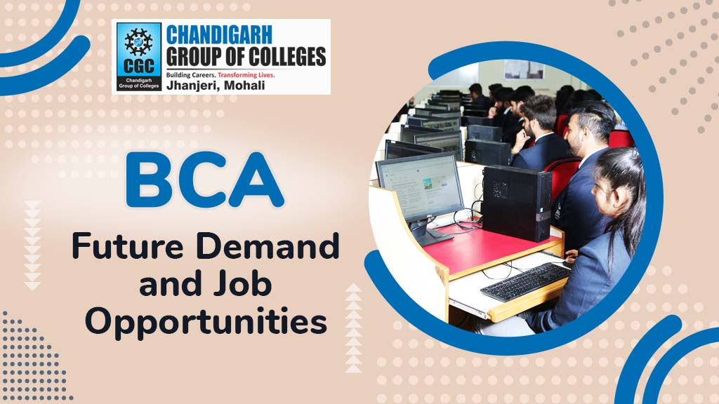 BCA Future Demand and Job Opportunities
