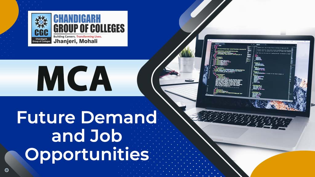 MCA Future Demand and Job Opportunities