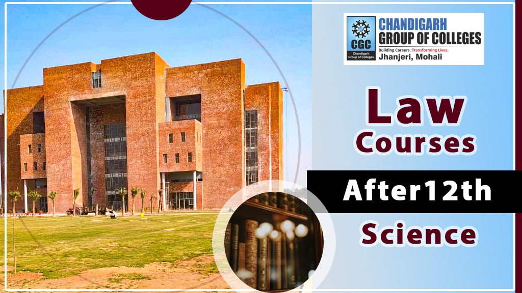 Law Courses After 12th Science