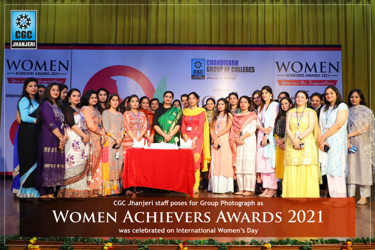 Women Achievers Awards 2021
