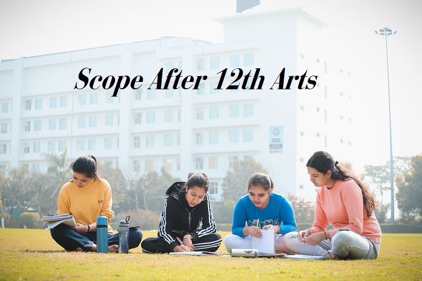 What is the Scope After 12th Arts?