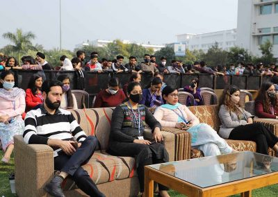 Live Band Audience